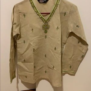 Tops - Indian Style Tunic